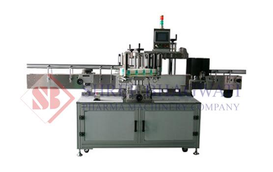 Double Side Sticker Labelling Machine