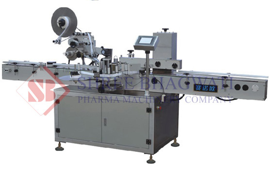 front back top bottom sticker labeling machine