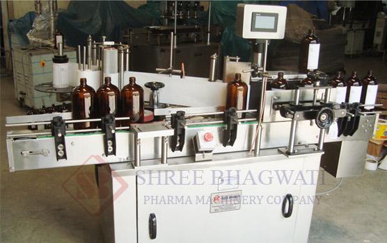 Pressure Sensitive Adhesive Labelling machine , Pressure Sensitive Labeller