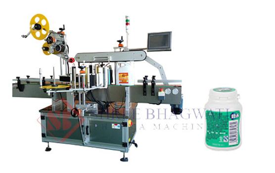 Top Labelling Machine