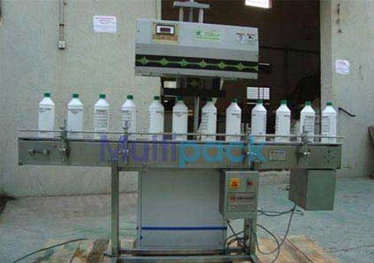 Induction Cap Sealer Food Chemical Cosmetic
