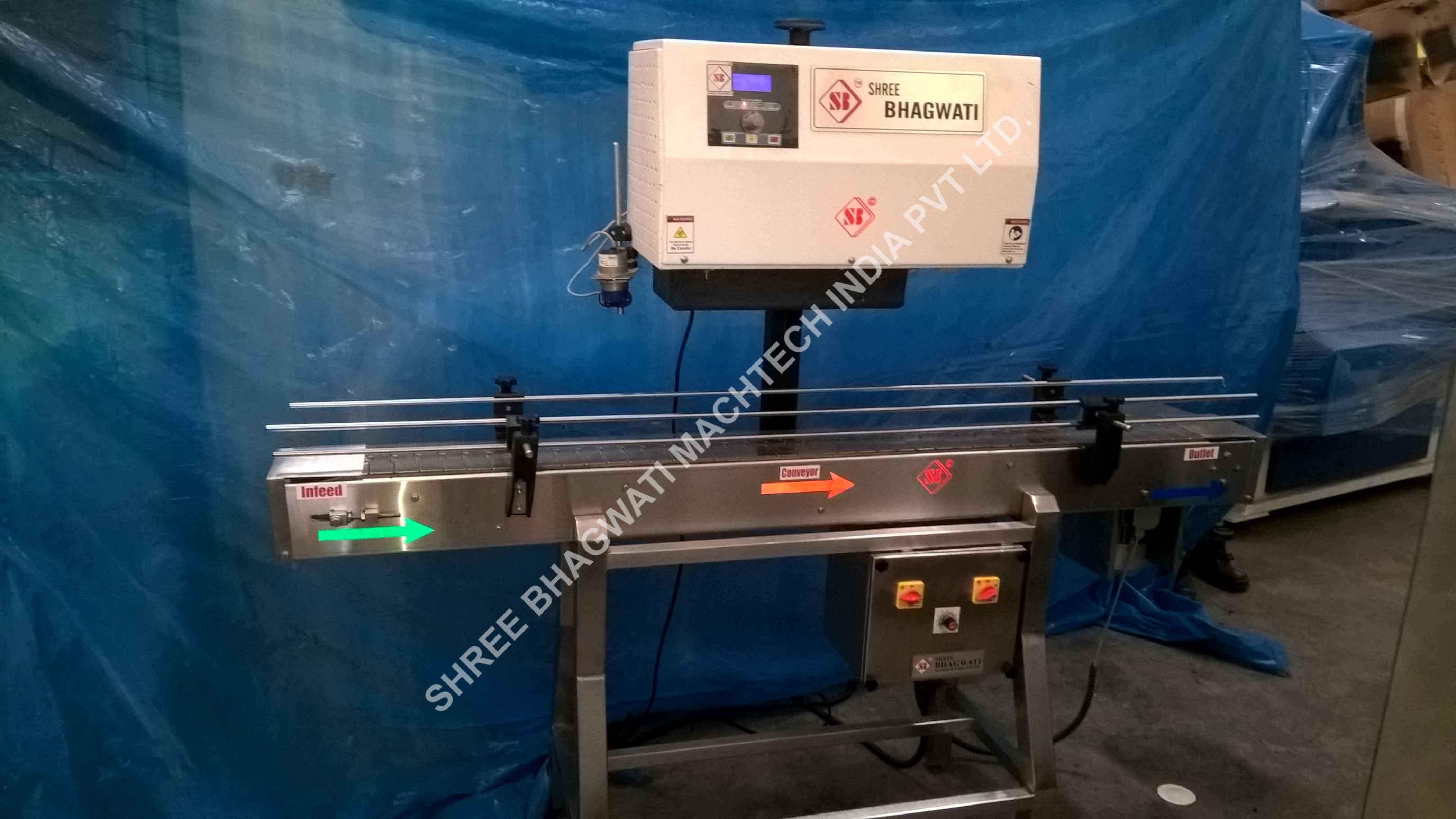 induction cap sealing machine BLA