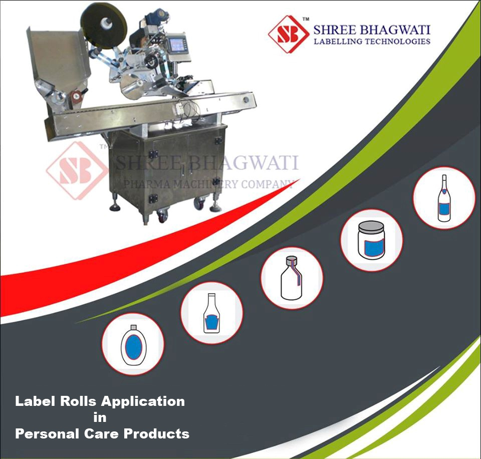 Label Rolls Application in Personal Care Products