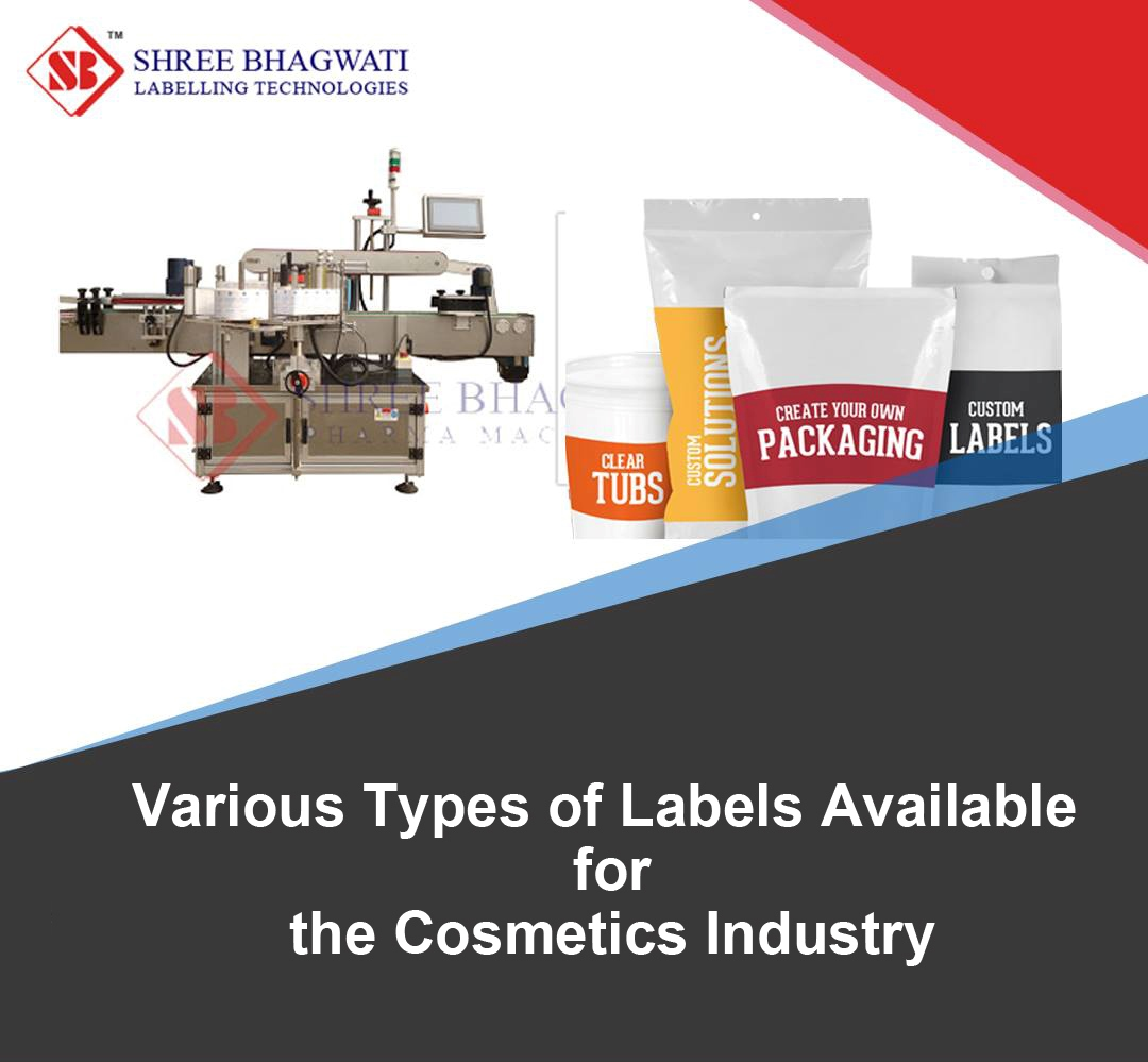 Various Types of Labels Available for the Cosmetics Industry