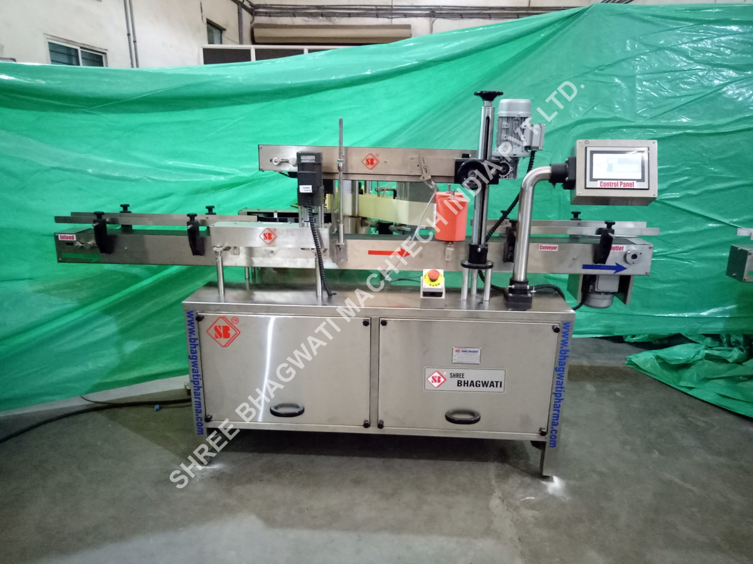 automatic labeling machine market